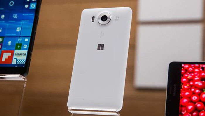 Smartphone Android Microsoft